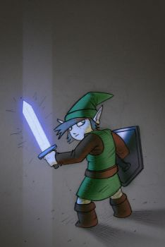 Link by Kid-With-The-Hat