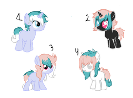 Ponies by Xylon-Starrise