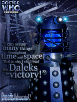 The Dalek Time Controller by DevilsAdvocate92