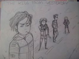 The Kids From Yesterday by pistol-paintbrush493