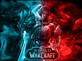 World of Warcraft wallpaper 4 by lxfactorl