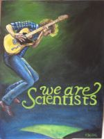 We Are Scientists by Catherine1992