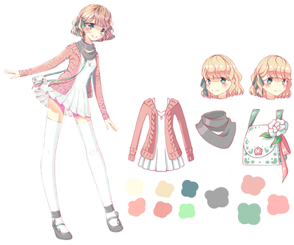 oc - honoka by kouriiko