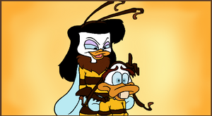 Busy Bees by Blitzkatze
