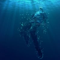drowning man by the-psycrothic