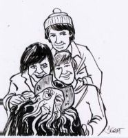 The Monkees by RABBI-TOM