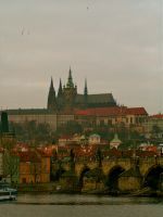 Old Town Prague by SoulOracle