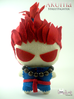 Akuma Chibi by geeky-bunnie