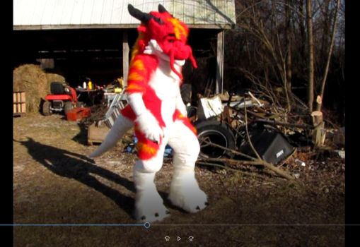 Farm's Fursuit Walk Video by Farm-Fresh