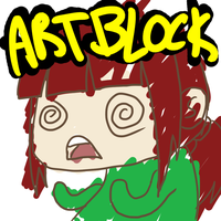 ARTBLOCK by issabissabel