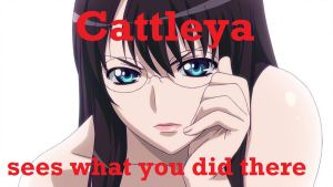 Cattleya Sees ALL by luffy316