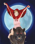 Little Red Riding Hood by Ultimsvents
