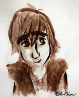 Hiccup Class Picture Sketch 2 by masterrohan