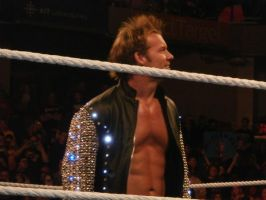 Chris Jericho Raw 3-11-13 by rkogirl1