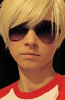 Dave Strider - HS by LucilleSmiles