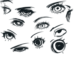 Eyes by rawdi-kun