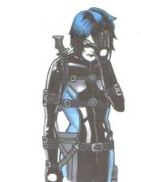 Domino by Zzril