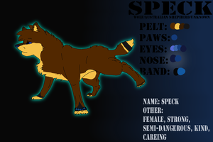 New Speck Ref by Captain-Speck