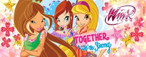 Winx Club Together We Are Strong Banner! by AlexaSpears1333