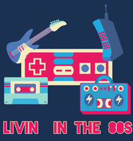 Livin' in the 80s Redux by tjhiphop
