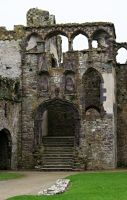 Bishops Palace, St Davids, Pembrokeshire 3 by OghamMoon