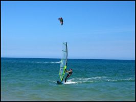 Windsurf series 3 of 3 by jotamyg