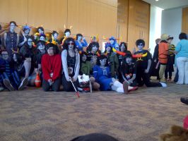 Neko-Con 2012: All The Trolls Part 2 by LingeringSentiments