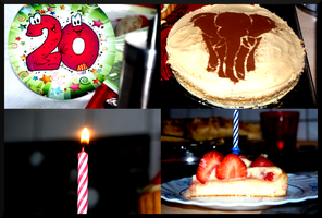 Le Birthday. by Mister-Passi
