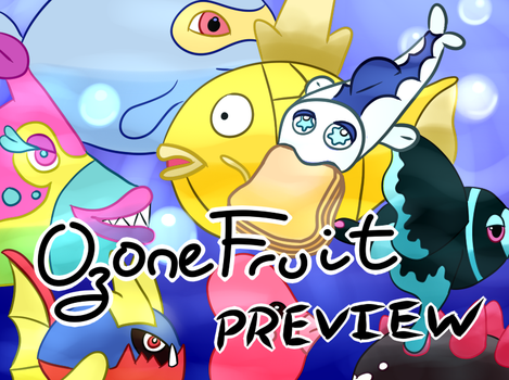 Preview, Pew! by OzoneFruit