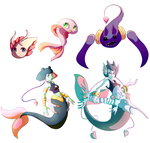 All Them Evolutions by ThaIssing