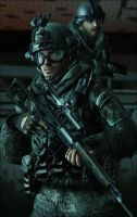 MW3 RU Soldiers by AngryRabbitGmoD