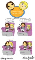 The Adventures Of Ymir And Christa I by Alecomics