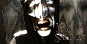 Mouth of Sauron by GlamourBoy
