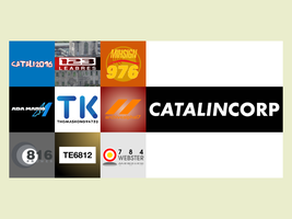 CatalinCorp Rebrand Four Wallpaper (800x600) by Catali2016