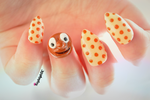 Morph 3D Nail Art by KayleighOC