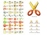 Fire Toolbar Icons by Iconoman
