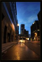 Montreal at Night 20 by Pathethic