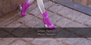 Urban Fashion Cover by MySweetQueen-Dolls