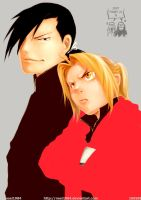 FMA : New Companions by noei1984