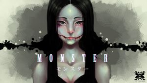 M O N S T E R by AoClover