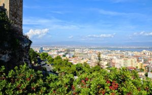 Cagliari overview by Wunderling