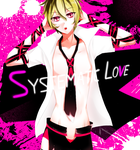 [Kradness] SYSTEMATIC LOVE by Nordlige-Oyene