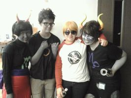 Noncon Homestuck 2 by Death-By-Insanity