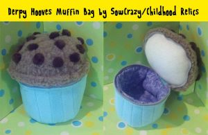 Derpy Hooves Muffin Bag by SowCrazy