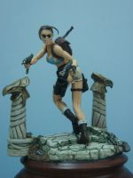 Lara Croft 01 by Ghost04300