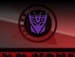 Decepticon Wallpaper by wulongti