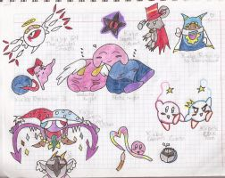 Kirby is awesome by syani123