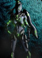 Android Chick by DhaeUr