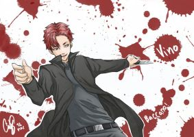 Baccano: Vino - Blood lust by Angels-Leaf