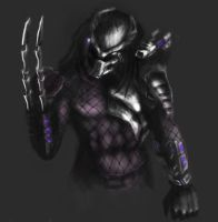 Purple Predator by Axperlazy1